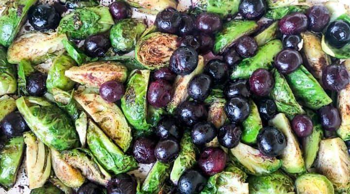 Blueberry Cinnamon Brussels