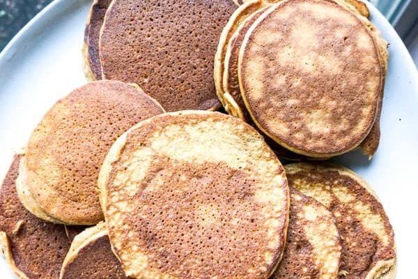 Real Food Pancakes